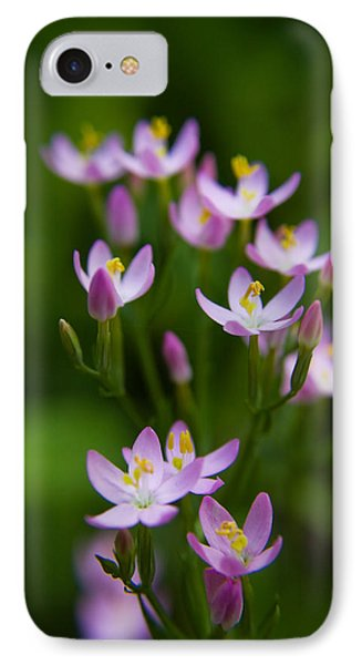 Blooming Pink Petals IPhone Case by Tyra  OBryant