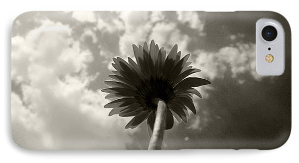 Blooming To The Sky IPhone Case by Sumit Mehndiratta