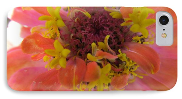 IPhone Case featuring the photograph Blooming Within by Tina M Wenger