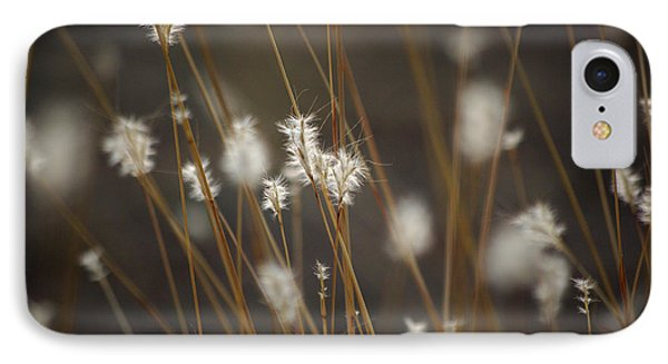 IPhone Case featuring the photograph Blowing In The Wind by Vicki Pelham