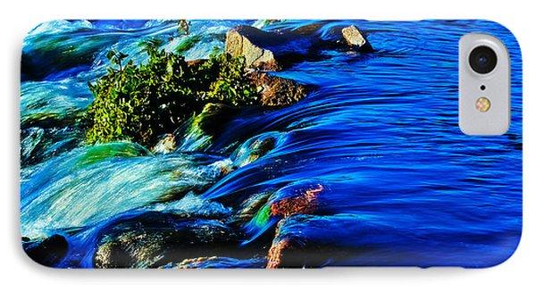 Blue Phone Case by Joshua Dwyer