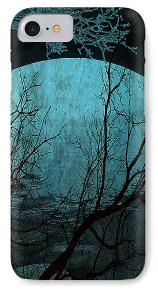 Blue Lagoon  Phone Case by Jerry Cordeiro