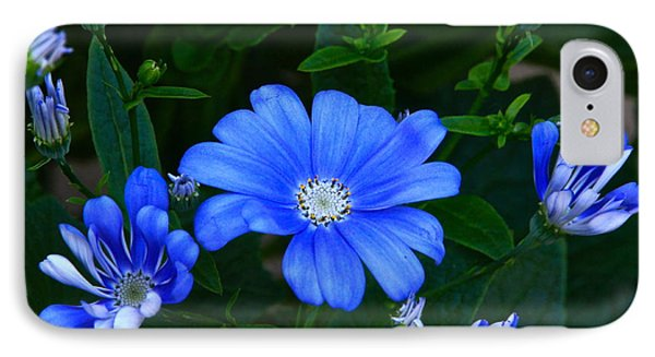 Blue Magic IPhone Case by Byron Varvarigos