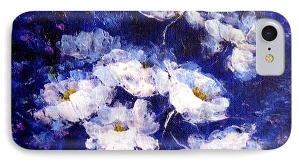 Blue Mood Phone Case by Madeleine Holzberg