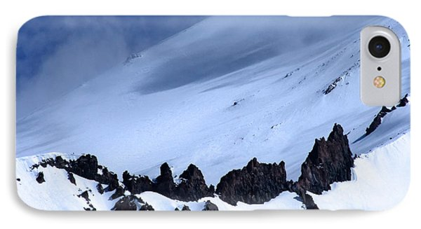 Blue Mountain Winds Phone Case by Tap On Photo
