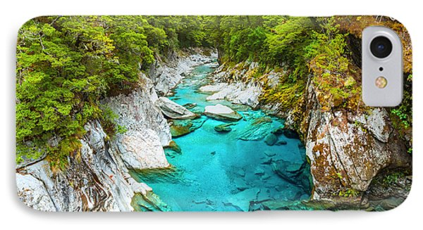 Blue Pools Phone Case by MotHaiBaPhoto Prints