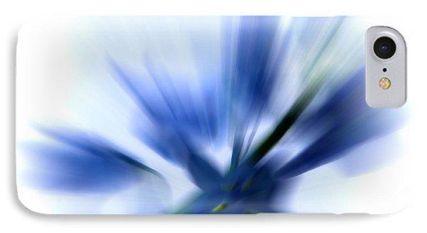 Blue Phone Case by Sharon Lisa Clarke
