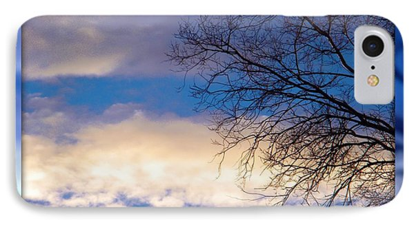 Blue Sky IPhone Case by Michelle Frizzell-Thompson