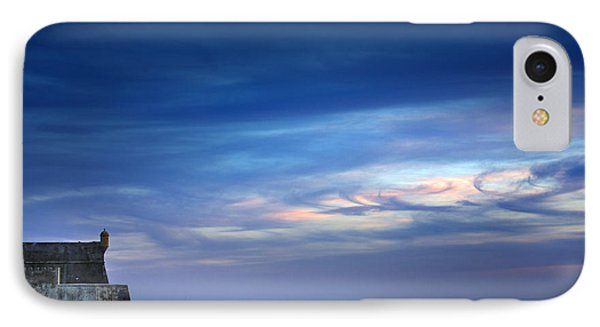 Blue Storm IPhone Case by Carlos Caetano