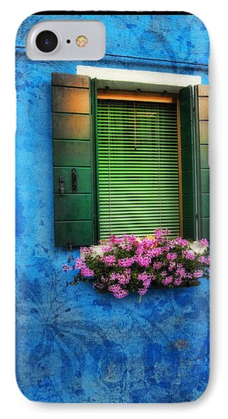 Blue Wall Phone Case by Mauro Celotti