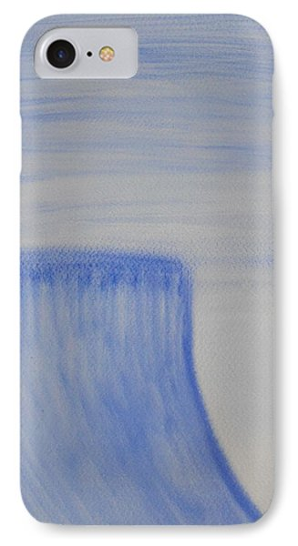 Blue Wave IPhone Case