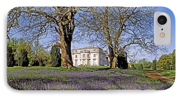 Bluebells In The Pleasure Grounds, Emo Phone Case by The Irish Image Collection