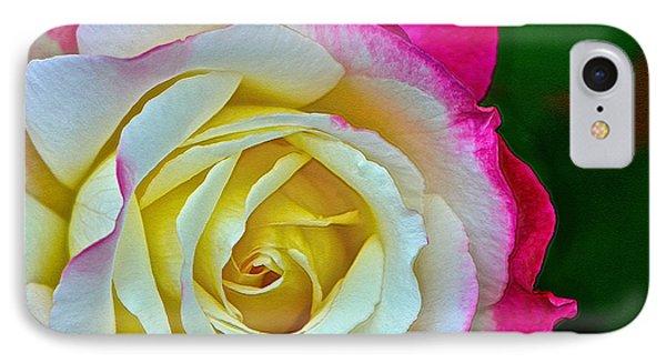 Blushing Rose Phone Case by Bill Owen