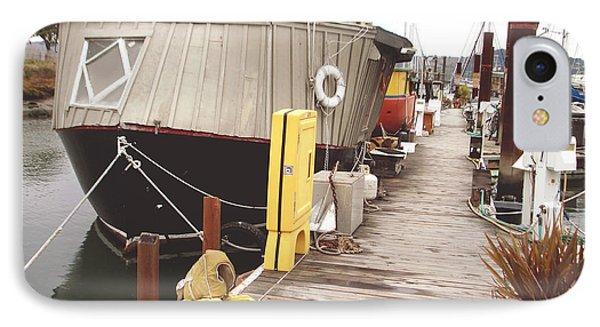 Boat House Phone Case by Hiroko Sakai