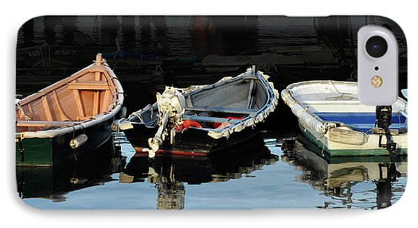 Boats IPhone Case by Joanne Brown