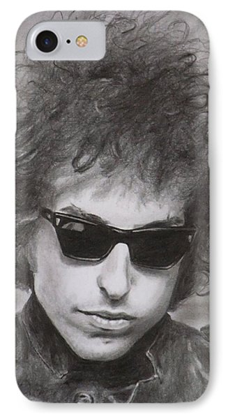 Bob Dylan Phone Case by Mike OConnell