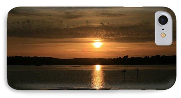 Bodega Bay Sunset II IPhone Case by Suzanne Lorenz