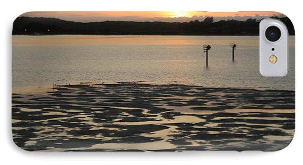 Bodega Bay Sunset IPhone Case by Suzanne Lorenz