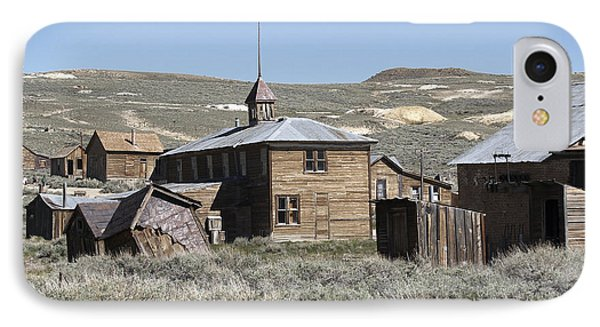 Bodie Cabins 2 Phone Case by Philip Tolok