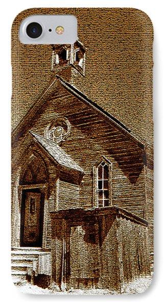 Bodie Church Phone Case by David Lee Thompson