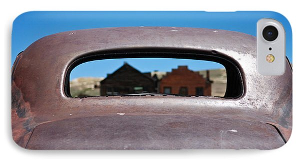 Bodie Ghost Town I - Old West Phone Case by Shane Kelly