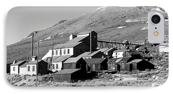 IPhone Case featuring the photograph Bodie Ghost Town by Jim McCain