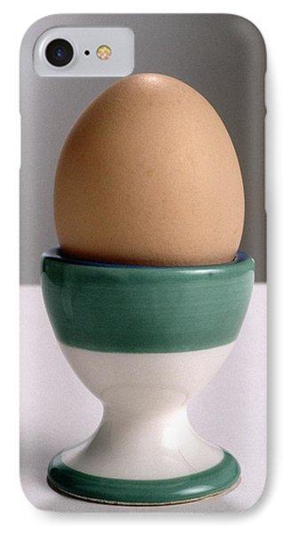 Boiled Egg IPhone Case by Victor De Schwanberg