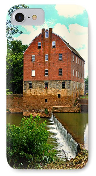 Bollinger Mill Phone Case by Marty Koch