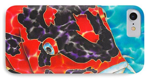 Bolt Koi Phone Case by Daniel Jean-Baptiste