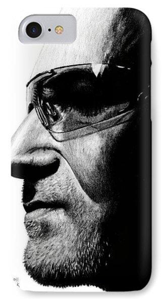 Bono - Half The Man Phone Case by Kayleigh Semeniuk