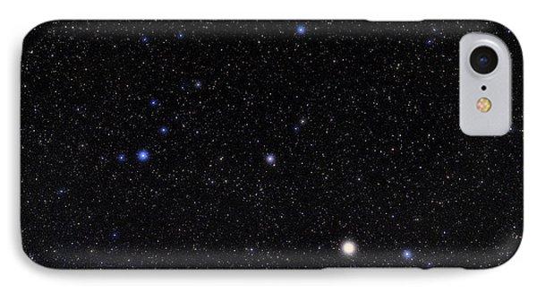 Bootes Constellation Phone Case by Eckhard Slawik