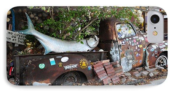 B.o.'s Fish Wagon - Key West Florida Phone Case by Bill Cannon