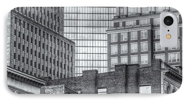 Boston Building Facades II Phone Case by Clarence Holmes