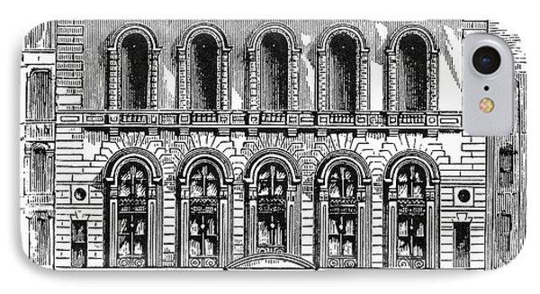 Boston: Tremont Temple Phone Case by Granger