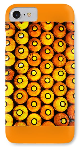 Bottle Pattern IPhone Case