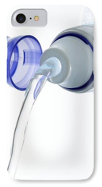 Bottled Mineral Water Phone Case by Steve Horrell