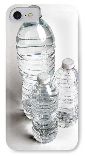 Bottled Water Phone Case by Photo Researchers