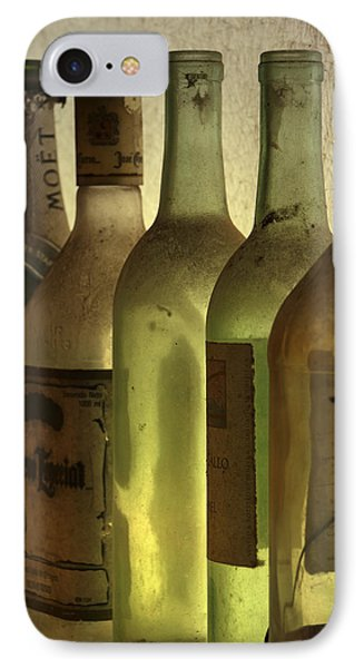 Bottles Still Phone Case by Kelly Rader