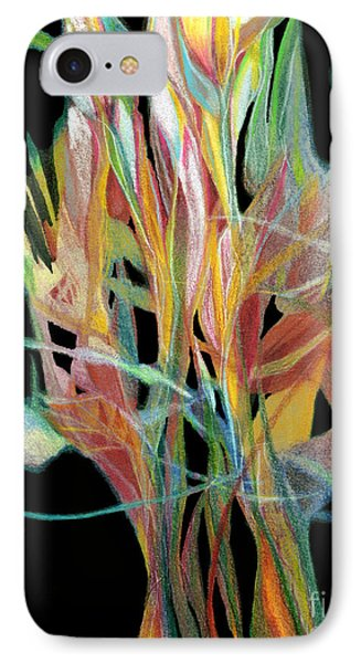 Bouquet IPhone Case by Ann Powell