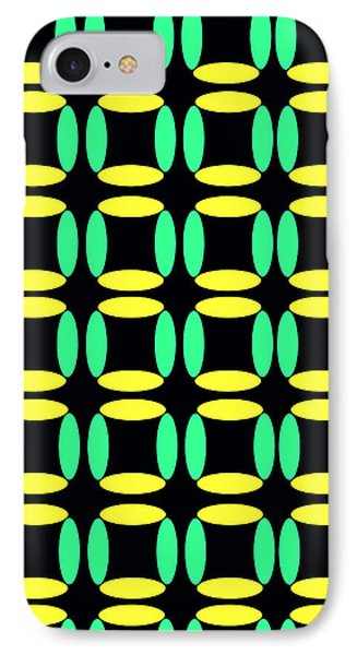 Boxes IPhone Case by Louisa Knight