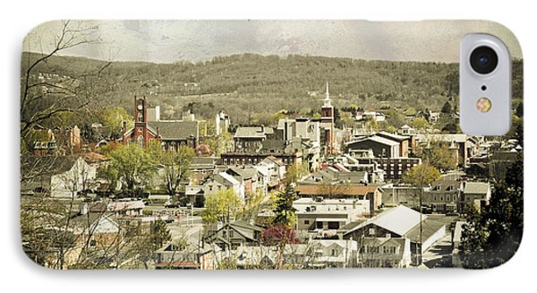 Boyertown From Cannon Hill IPhone Case by Trish Tritz
