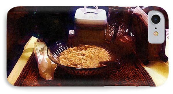 Breakfast Of Champions Phone Case by RC DeWinter