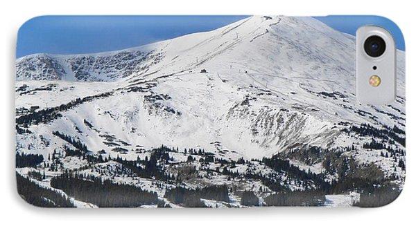 Breckenridge Peak 8 IPhone Case