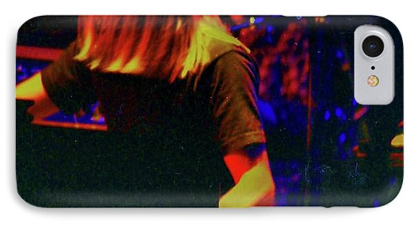 Brent Mydland IPhone Case by Susan Carella