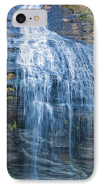 Bridal Veil Falls IPhone Case by Kenneth Albin