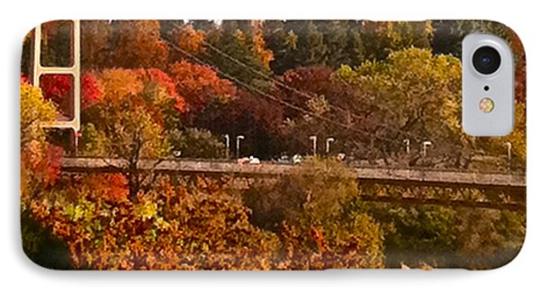 IPhone Case featuring the photograph Bridge by Bill Owen