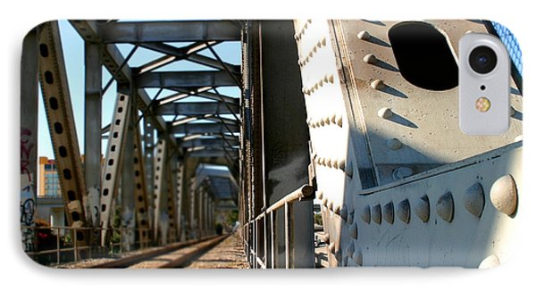 Bridge IPhone Case by Henrik Lehnerer