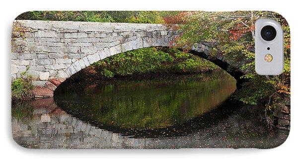 Bridge Reflections IPhone Case