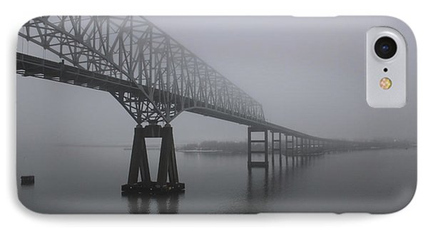 Bridge To Nowhere IPhone Case by Shelley Neff