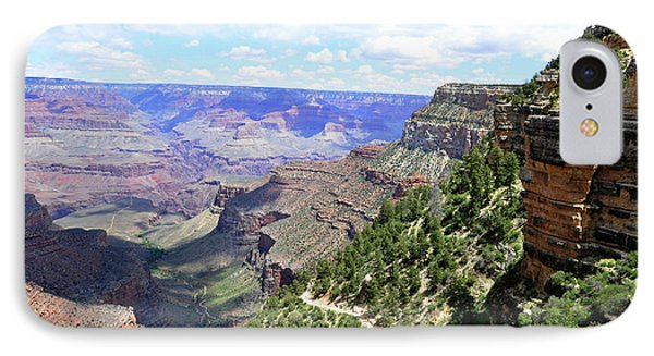 IPhone Case featuring the photograph Bright Angel Trail by Paul Mashburn